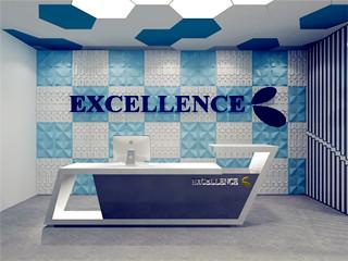 公司文化墙设计制作
