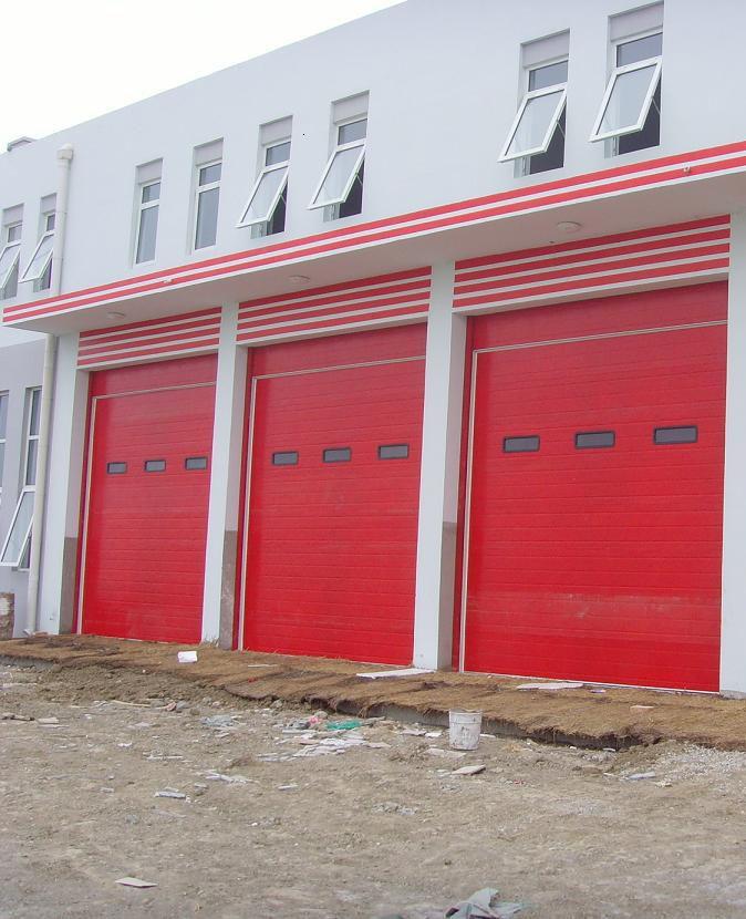 工业消防门