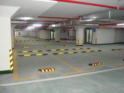 停车场限位器