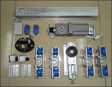 感应门电机和配件