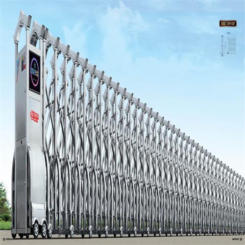 石家庄电动伸缩门任性的资本安全 电动门工作原理你知道吗?