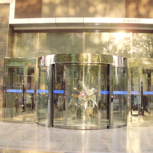 玻璃感应门厂家