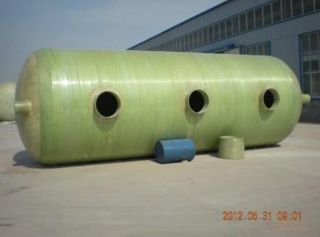 西安玻璃钢化粪池生产
