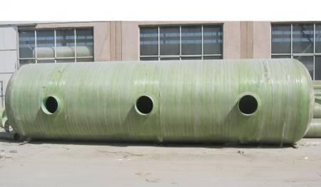 西安玻璃钢化粪池厂家