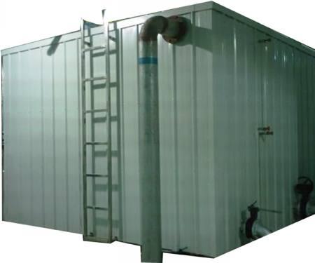 玻璃钢水箱加工