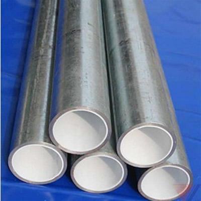 钢塑管的施工作业条件
