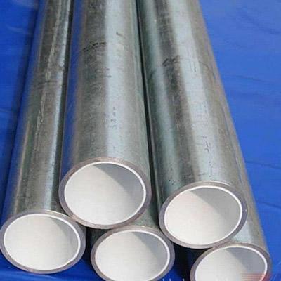钢塑管安装