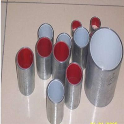 钢塑复合管安装