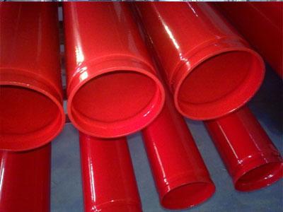 【图文】优异的抗腐蚀性能_钢塑管生产工艺