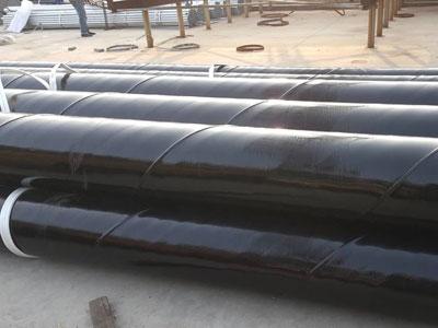 钢塑管加工工艺