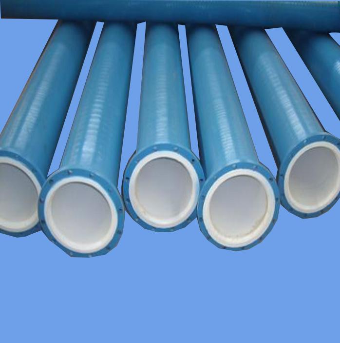钢塑复合管的五层结构
