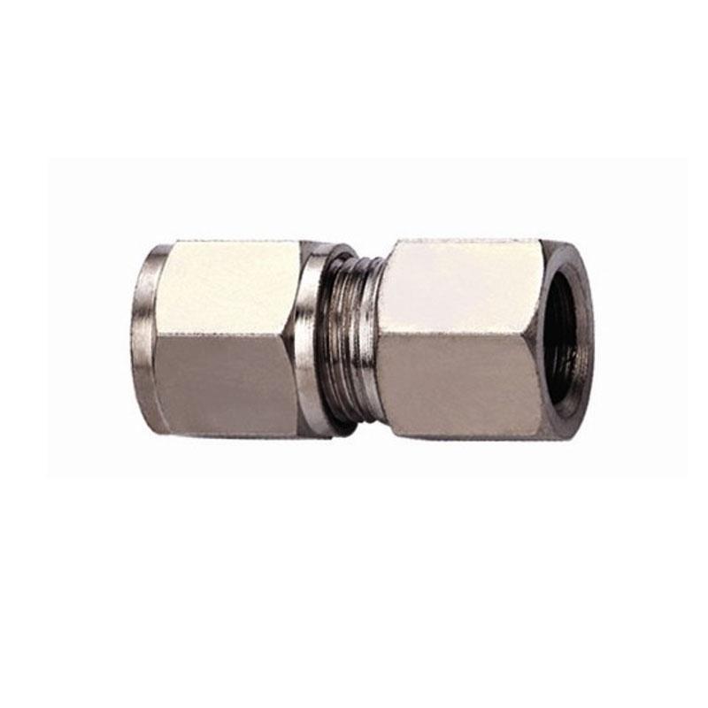 天诚 压力表直通接头 安装牢固密封管路专用 YZG6-4