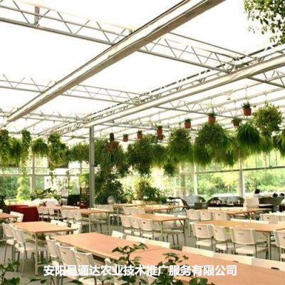 长治安阳生态温室
