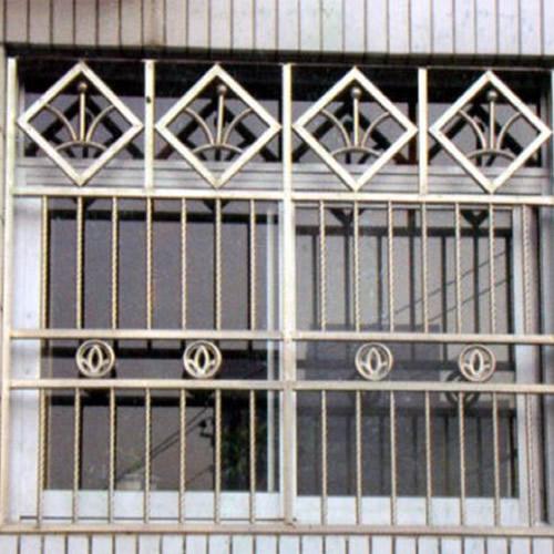 不锈钢防护窗制作
