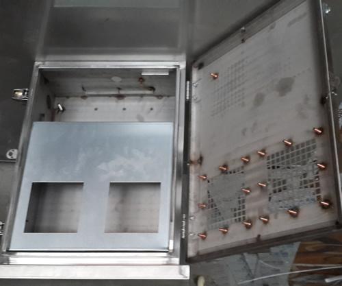 不锈钢电表箱加工