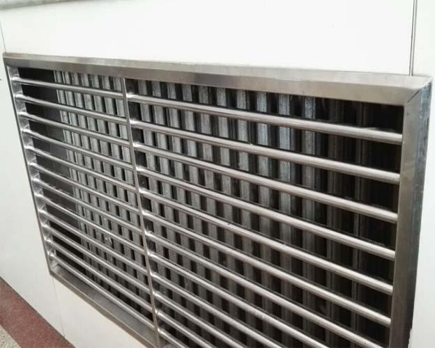 不锈钢暖气挡板护栏