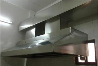 厨房通风排烟管道的正确改造方法