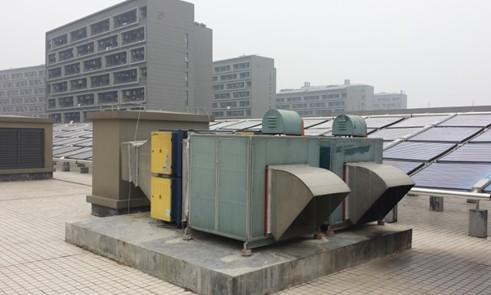 洛阳油烟净化器