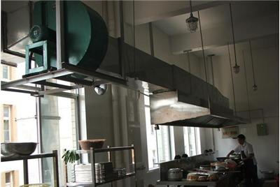 厨房通风排烟管道