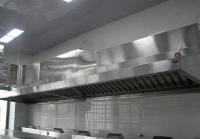 新乡厨房通风排烟管道