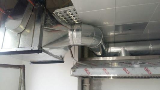 安阳厨房通风排烟管道