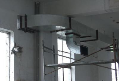 商丘厨房通风排烟管道