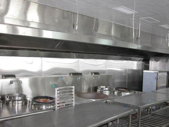 驻马店厨房通风排烟管道