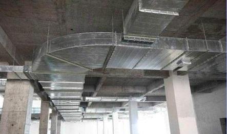 三门峡厨房通风排烟管道