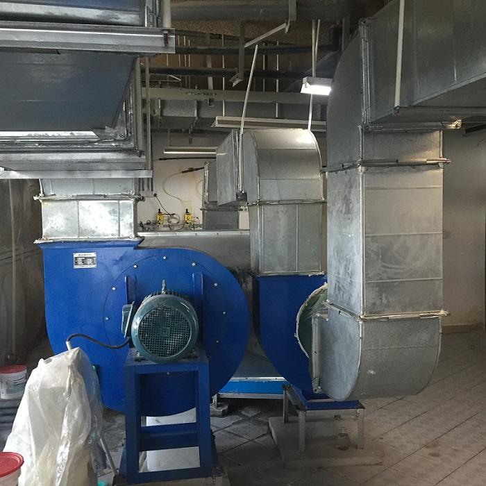 郑州火锅店油烟净化器厂家