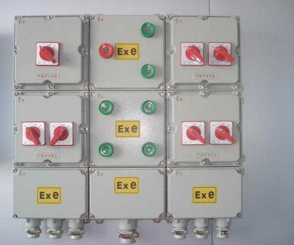 防尘防水配电箱