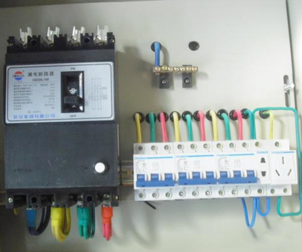 动力配电箱介绍