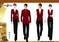 河南酒店制服
