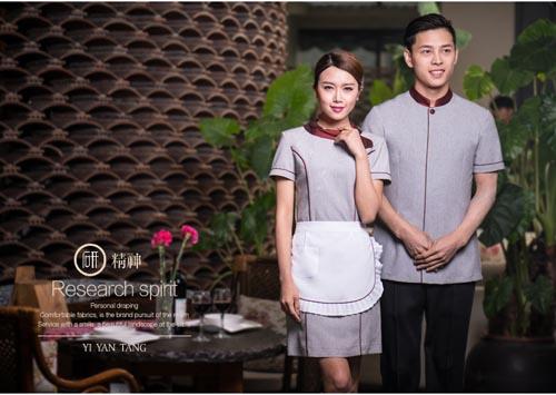 洛阳酒店服饰 酒店服饰厂址 酒店服装排名