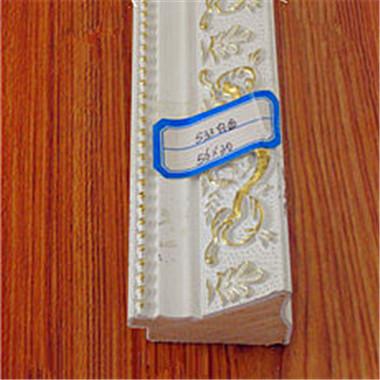 533白金喷涂系列实木相框框条