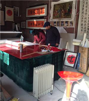 上海市培训现场