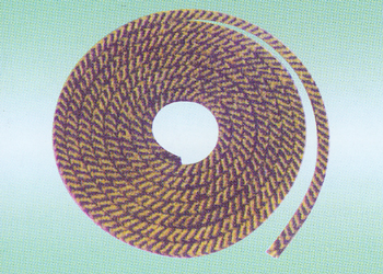 含石墨聚四氟乙烯和芳纶混编(盘根)
