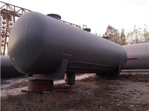 液化氣儲罐生產廠家