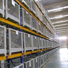 【图】陕西选购仓储货架需要达到什么标准 使用可循环塑料托盘比购买一次性木托盘成本降低
