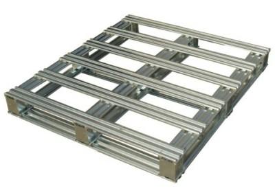 【图文】金属托盘钢托盘钢制托盘哪种更实惠_叉车塑料托盘的使用对企业和环境的好处