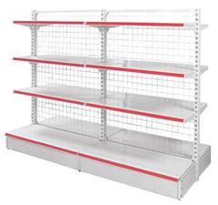 【资讯】超市货架广告页抽取支架有什么意义 为什么双12超市货架上的货物会被清空