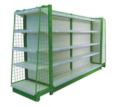 【图文】小型超市货架陈列与策略研究_西安货架教你货架上的商品如何正确摆放