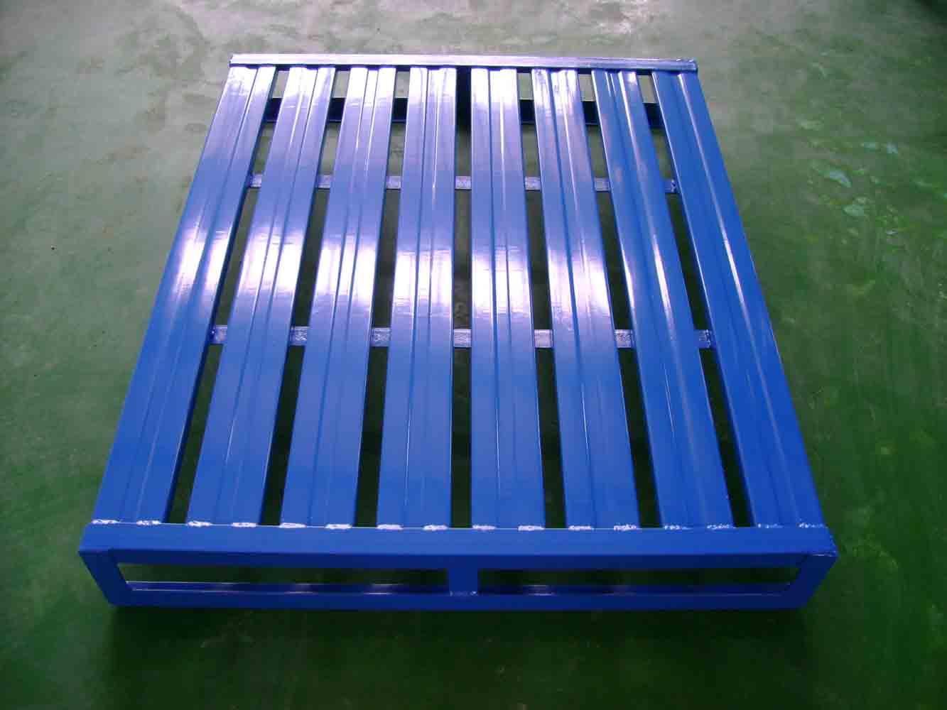 【图片】钢托盘(钢制托盘)可根据载载量及外形尺寸等要求设计定做 解决使用木托盘时质量问题
