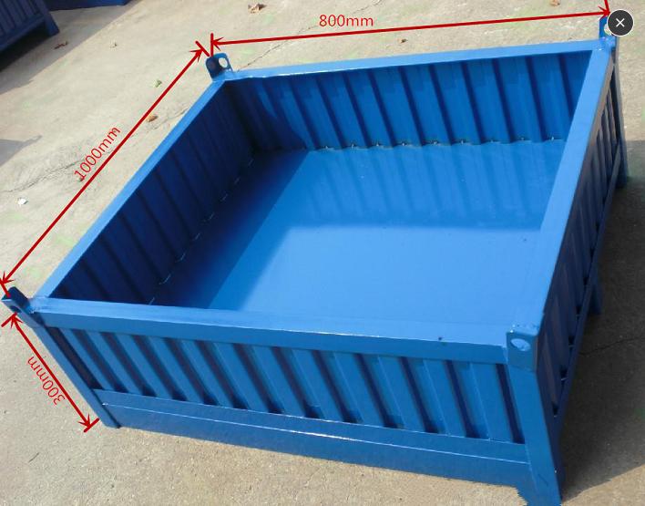 钢制物料箱