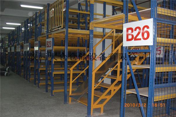 阁楼货架生产厂家