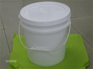 10L涂料桶(白)