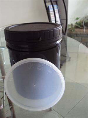 1LA黑易拉罐