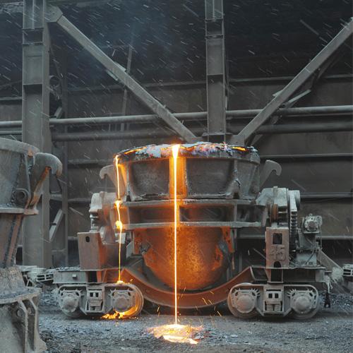 河南铁水罐用耐火材料