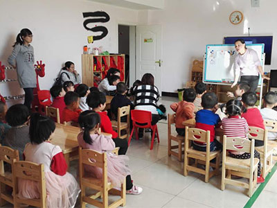 石家庄儿童自闭症学校