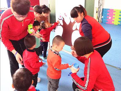 石家庄孤独症融合学校