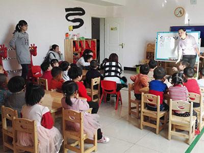河北省自闭症融合教育